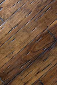 How To Select Hand Scraped U0026 Distressed Hardwood Flooring